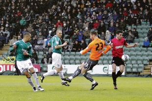 Plymouth Argyle 2, Southend United 2