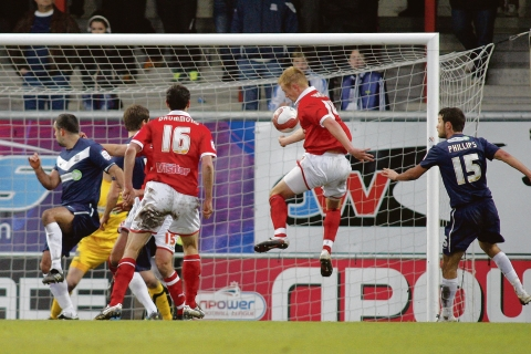 Morecambe 1, Southend United 0
