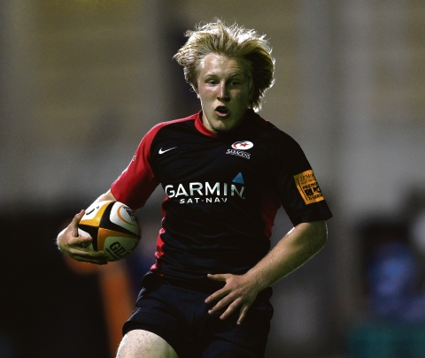 Divided loyalties for Jackson Wray's mum ahead of Saracens' showdown with Toulon in Heineken Cup final