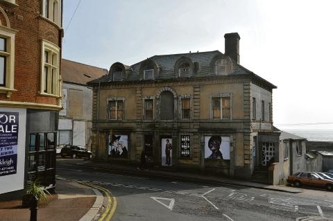 Plans - the old Bell Hotel, Leigh