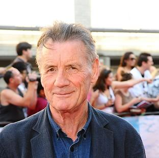 Michael Palin said it was a 'scandal' hopping won't feature in the Olympics
