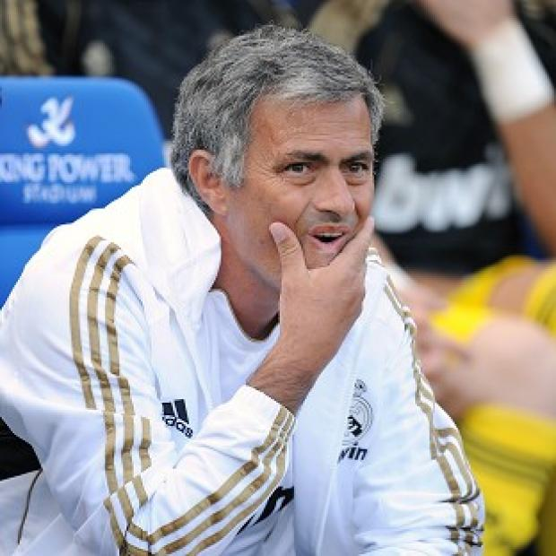 Jose Mourinho, Real Madrid manager