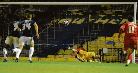 Southend United 0, Crawley Town 0