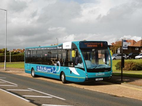Children's bus fares are just £2