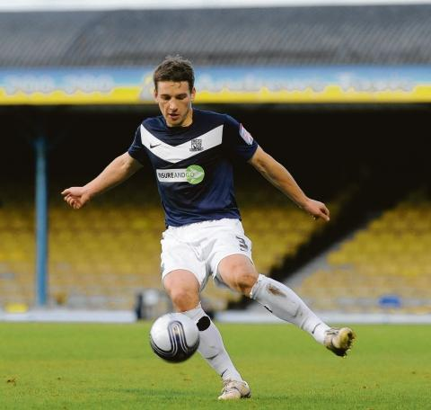 Peter Gilbert - could still have a future at Roots Hall