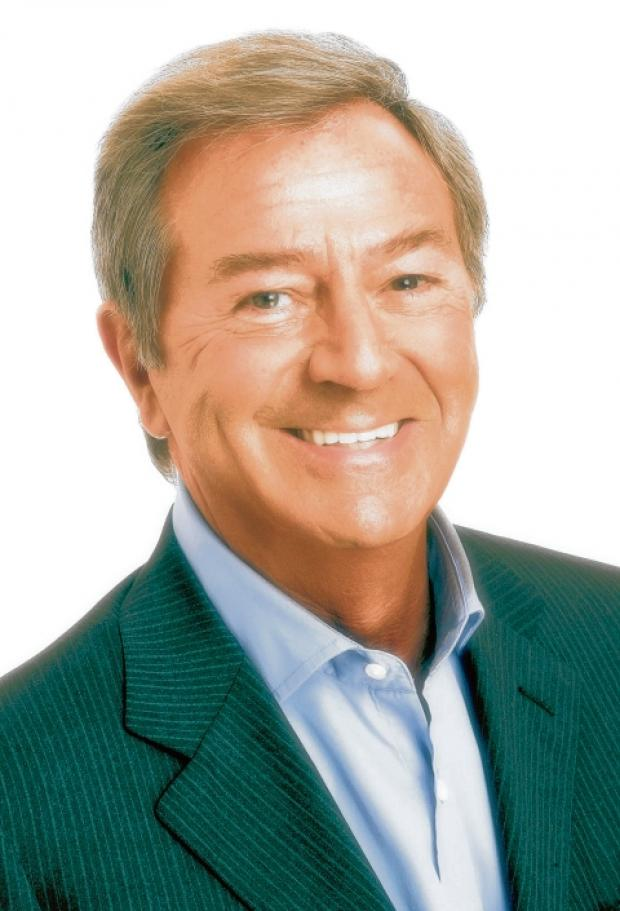 Back in town  - Des O'Connor will be at the Towngate Theatre