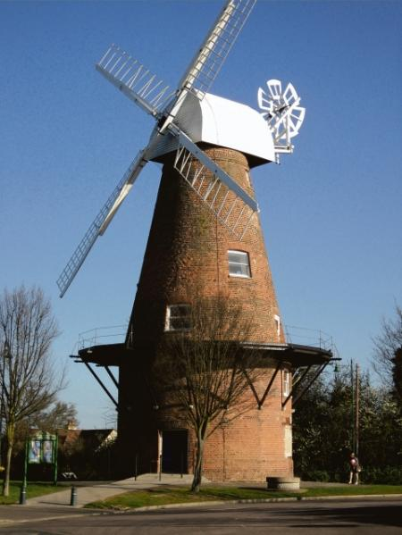 Rayleigh windmill by Chris Jones
