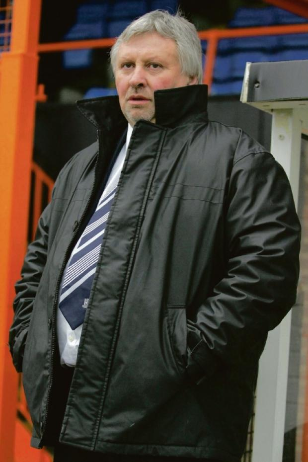 Paul Sturrock - needs to add to his squad at Southend United