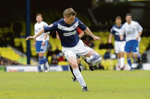 Neil Harris - determined to prevent Southend United suffering a double dose of frustration