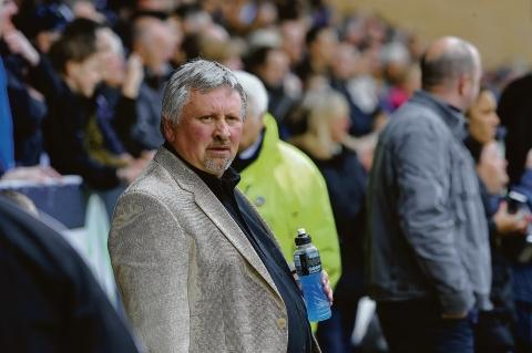 Paul Sturrock - takes control of his team against Bradford City tomorrow