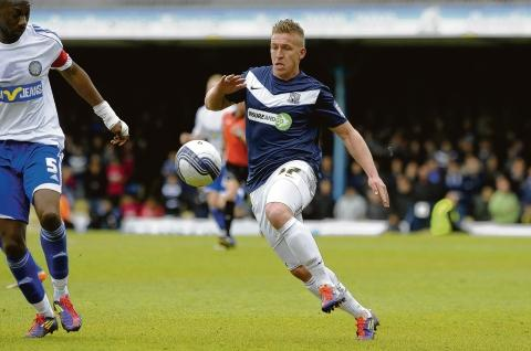 Freddy Eastwood - back at Blues on a permanent basis