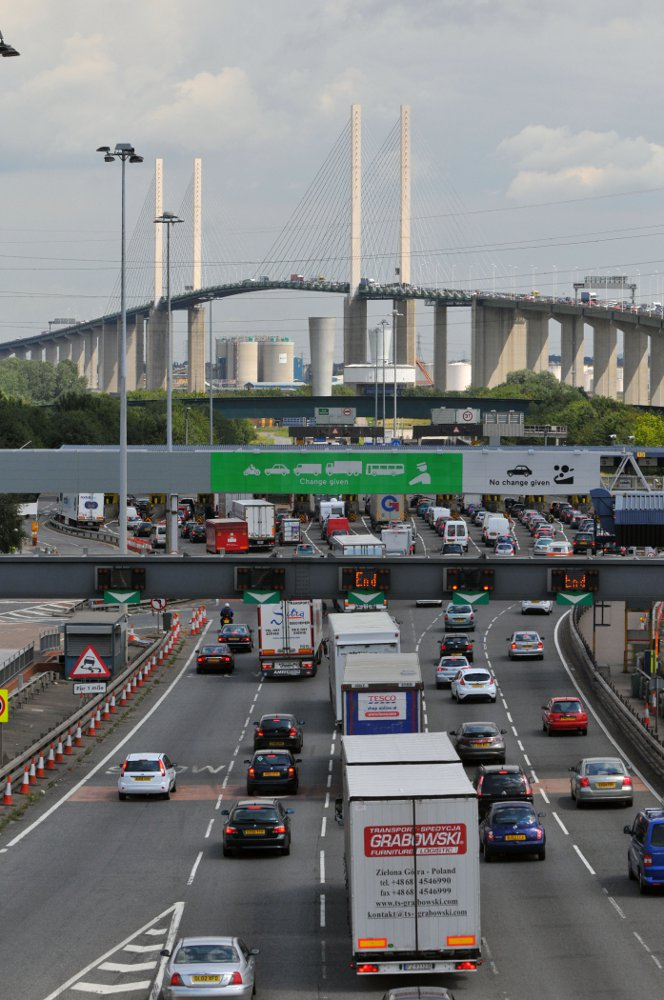 MP: Scrap Dartford Crossing tolls for Thurrock residents