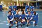 Champions – South Essex College football team