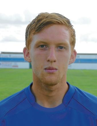 Canvey exit - for keeper James Russell