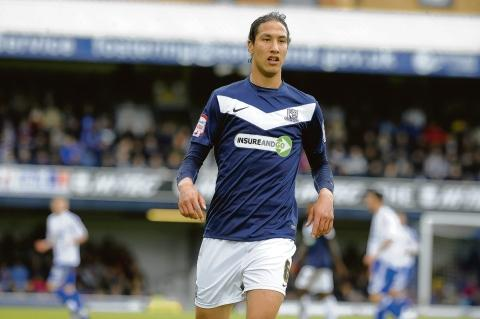 Echo: Bilel Mohsni - now on loan with Ipswich Town