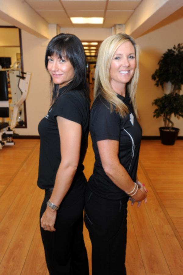 Diet and fitness advice from Heather Samson and Clare Archer from Club Kingswood in Basildon