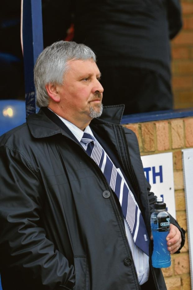 Paul Sturrock - close to signing Kevan Hurst