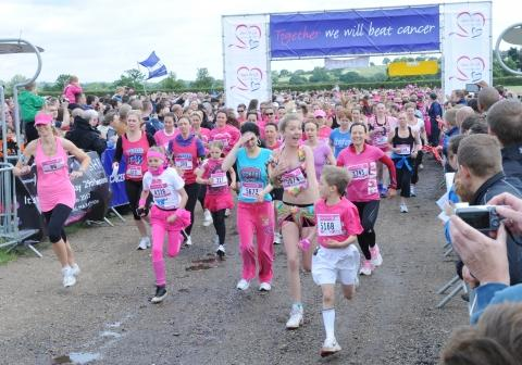 Tuesday's Echo: Basildon Race for Life special
