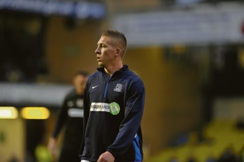 Freddy Eastwood - back on the bench