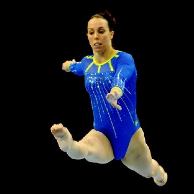 Beth Tweddle is not putting too much pressure on herself ahead of her last Olympics