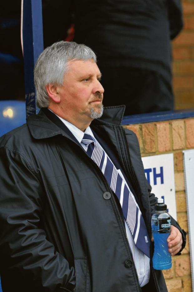 Paul Sturrock - gutted for his injured midfielder Michael Timlin
