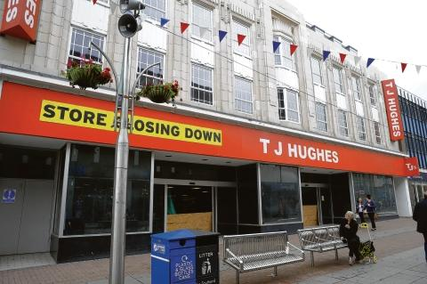 H&M moving into old Woolies store in Southend High Street
