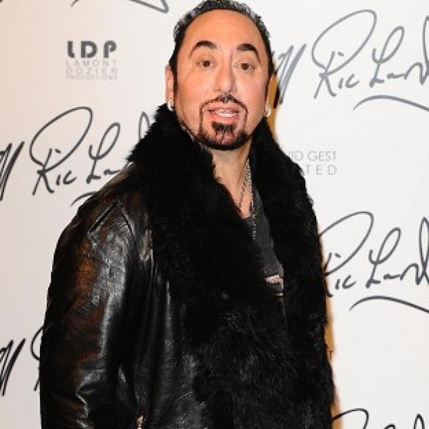 David Gest will play Frankenstein's Monster in a new musical production