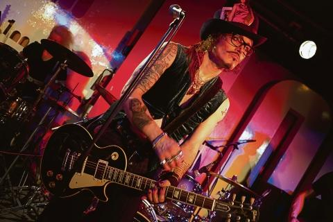 Comeback – catch  Adam Ant  at the Cliffs Pavilion, Westcliff