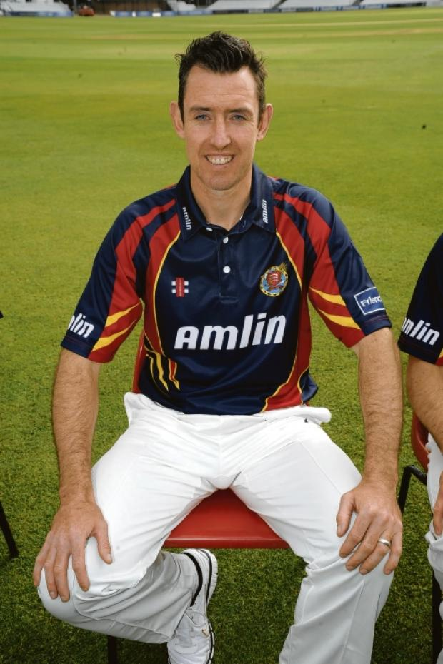 David Masters - followed up his 35  runs with two wickets at a cost of three runs