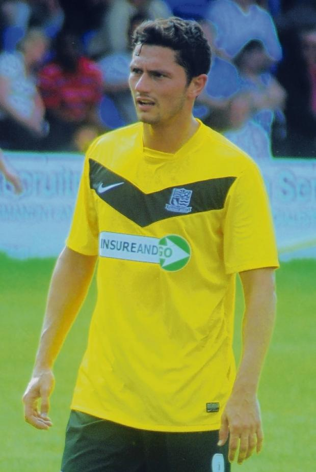 John Spicer - joined Southend United