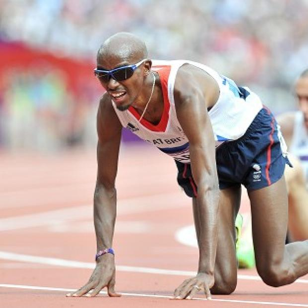 Mo Farah is hoping to rest up before his next final