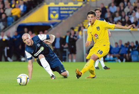 Ryan Cresswell - wants Blues' first win of the season at Northampton Town on Saturday