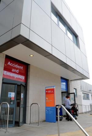 Basildon Hospital is at serious risk of providing poor care