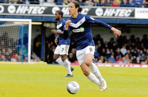 Bilel Mohsni - back at Southend United
