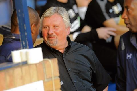 Paul Sturrock - also faced Stockport County in his first game in charge of Blues