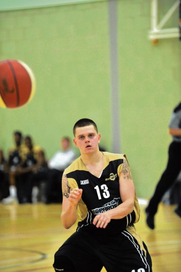 Lukas Volskis - joined Medway Park Crusaders