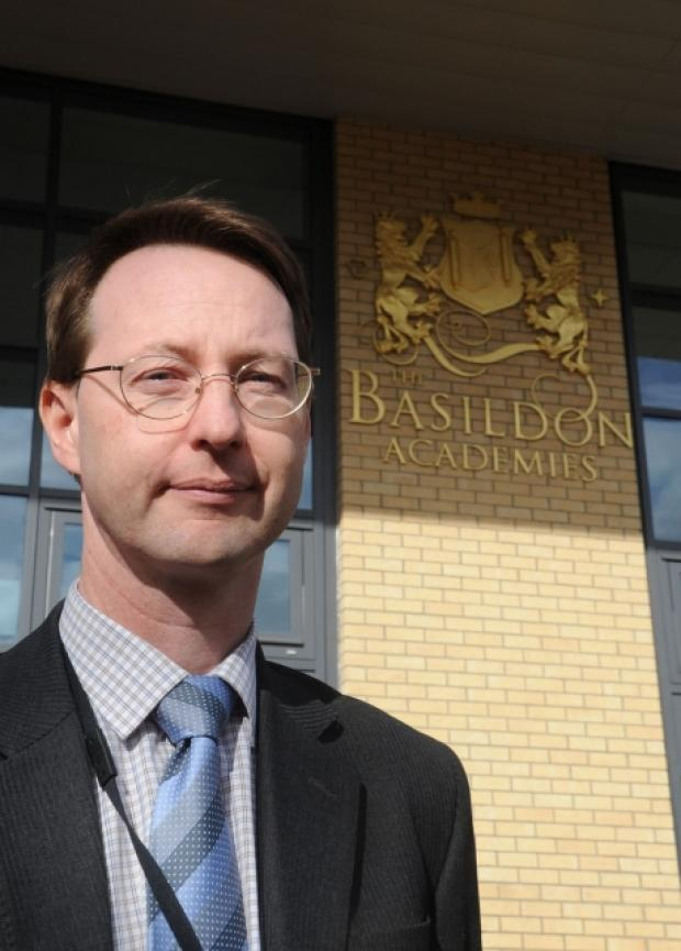 Principal of Basildon Academies sensationally quits