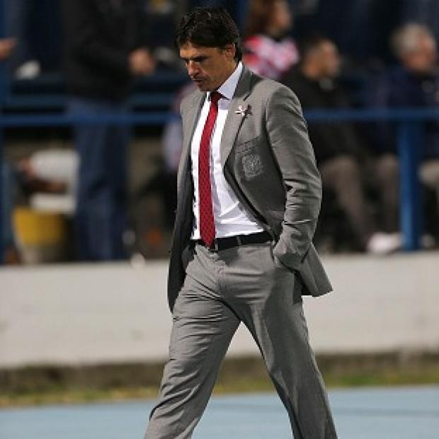 Chris Coleman rued Wales' defensive errors as the were beaten by Croatia
