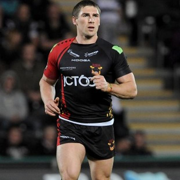 Jarrod Sammut is staying at Bradford