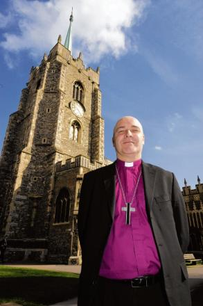 Bishop praises Leigh school in House of Lords
