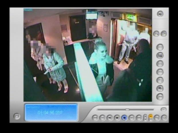 CCTV released after attack at Southend nightspot