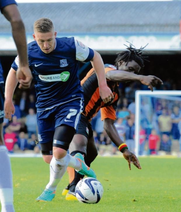 Freddy Eastwood - insists he's fully fit