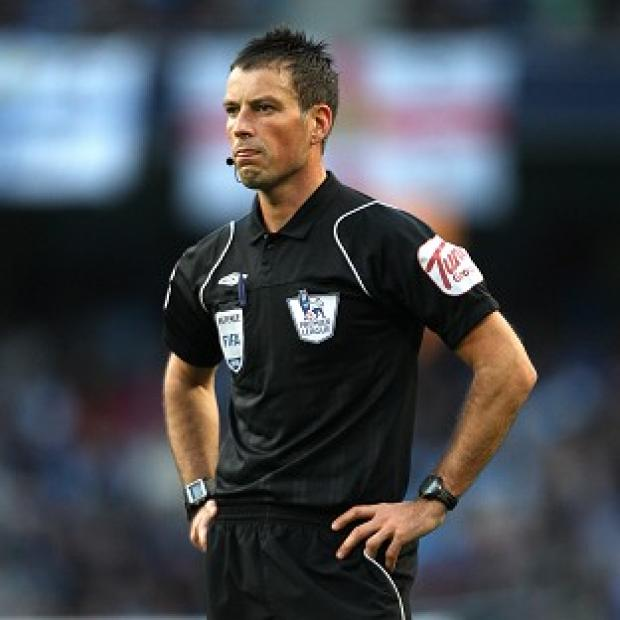 The Football Association is set to receive the match delegate's report following Chelsea's complaint against Mark Clattenburg