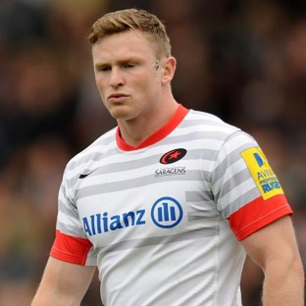 Chris Ashton has received three yellow cards this season, meaning he must attend a hearing