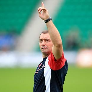 Bryan Redpath was removed from his position as director of rugby earlier in the week
