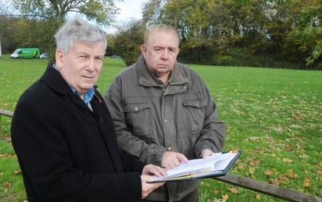 Labour councillors vow to fight sell off of Ballards Walk in Laindon