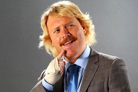 Echo: Comedian Keith Lemon in Southend today