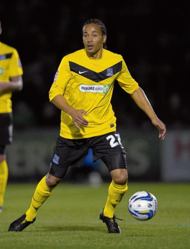 Tamika Mkandawire - still wanted by Southend United