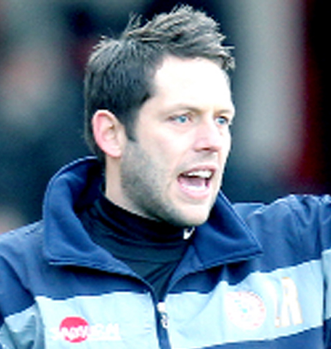 Leam Richardson - stunned not to have beaten Southend United
