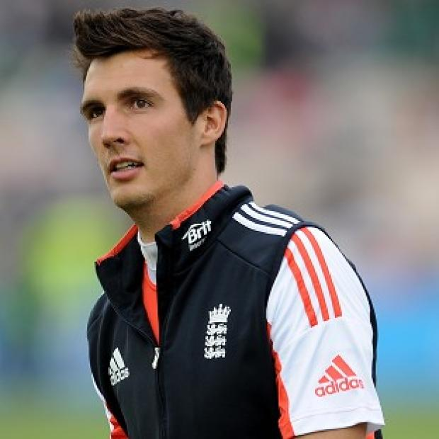 Echo: Steven Finn will not feature for England in the first Test against India